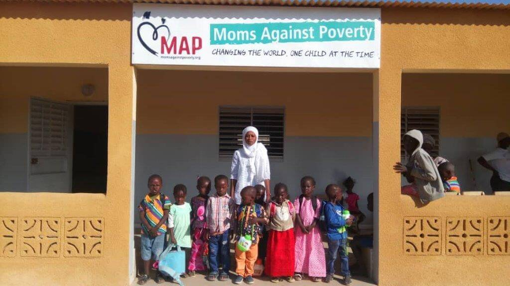 Completion of MAP's 4th School in Senegal