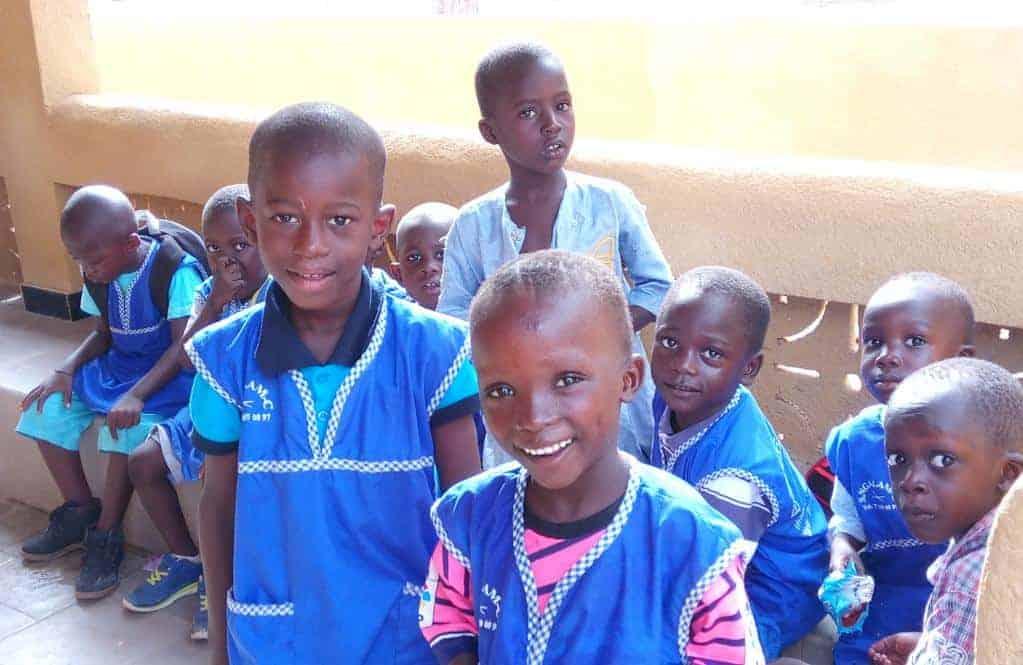 MAP's Third School in Senegal