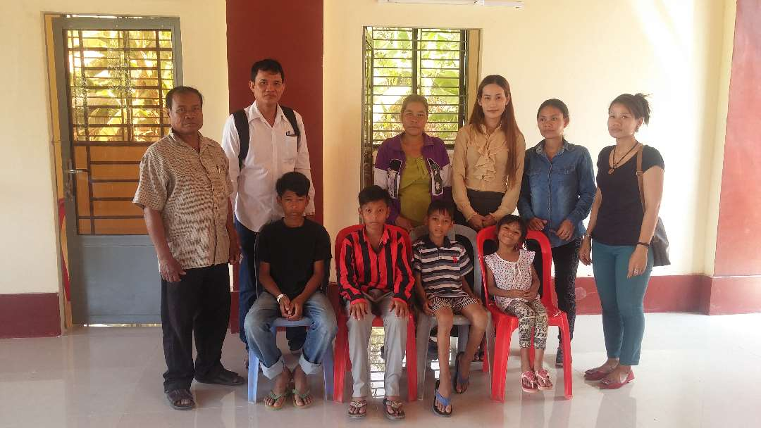 MAP Foster Care and Family Based Care Program in Cambodia