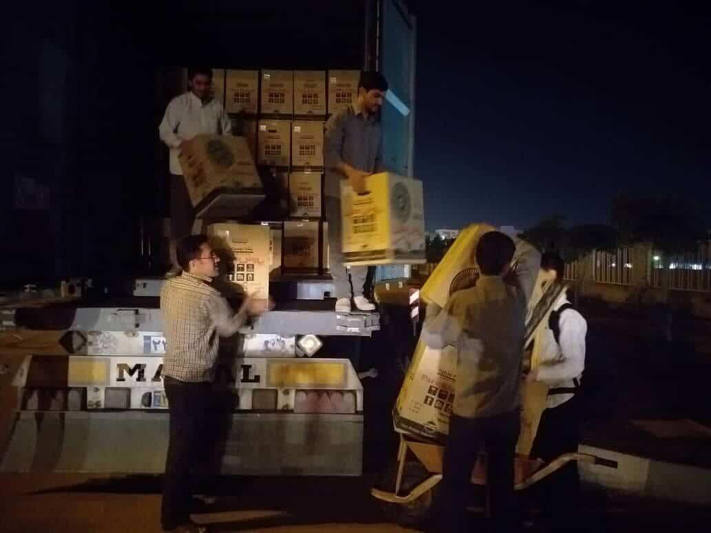 Update 4 |<b></noscript> Iran Flood Relief</b>