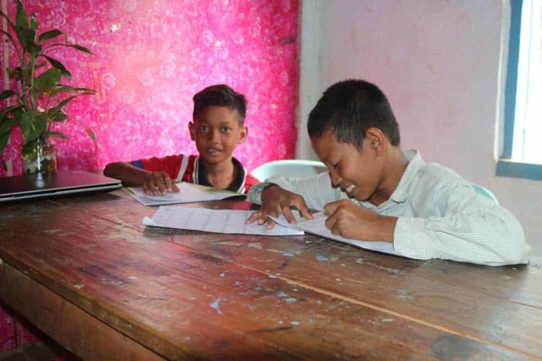 MAP Education Program in Cambodia