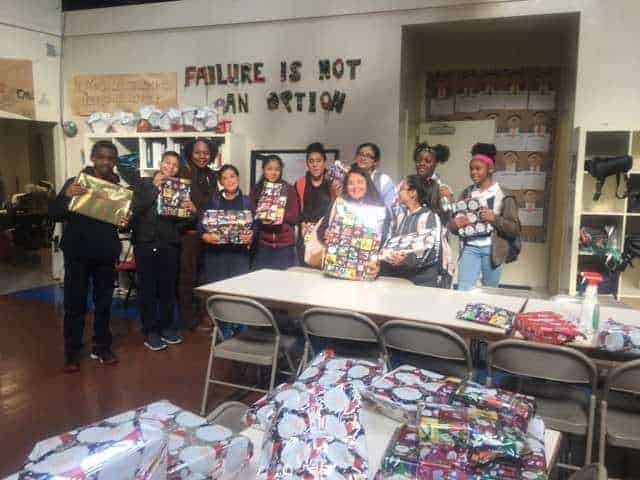 MAP 2017 Holiday Helping Hand Program Update