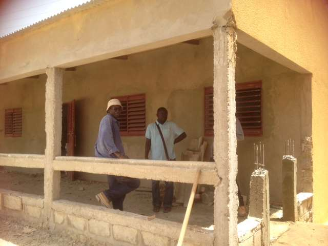 MAP's 4th School in Senegal Almost Completed