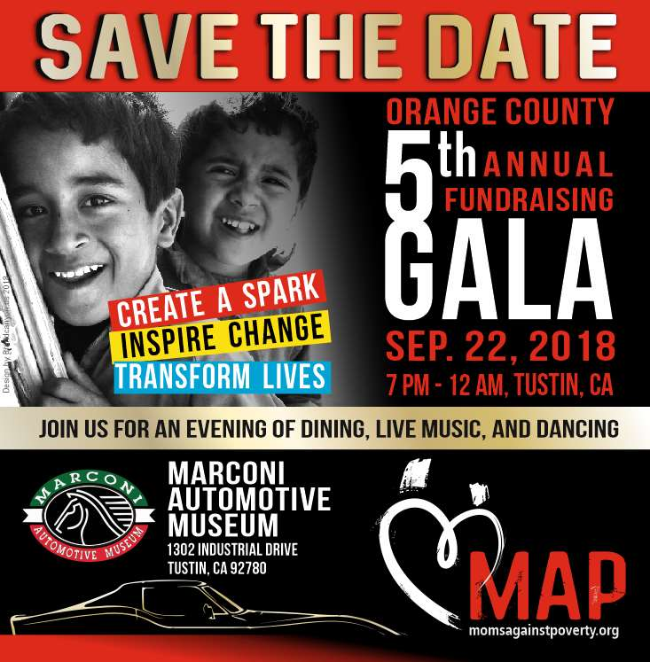 Save the Date – SEP 22, 2018 – OC