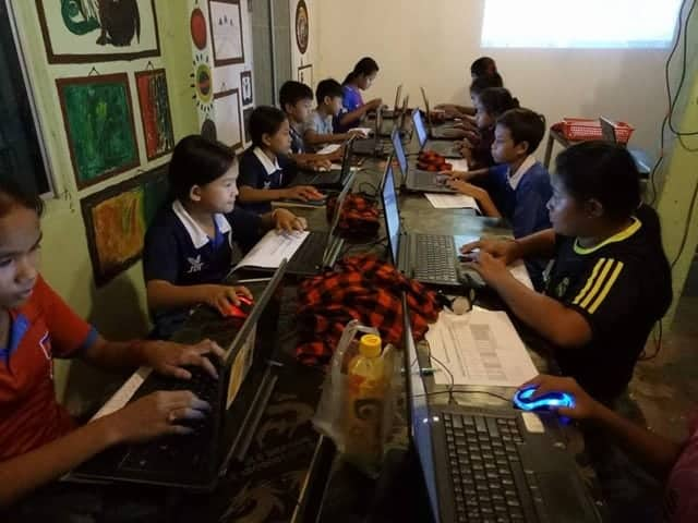 MAP HOPE SCHOOL & VOCATIONAL TRAINING in CAMBODIA