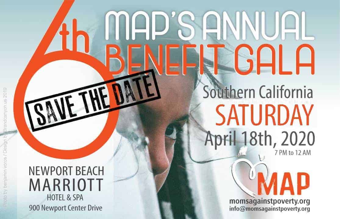 MAP 6th Annual Benefit Gala SoCal – APR 18, 2020