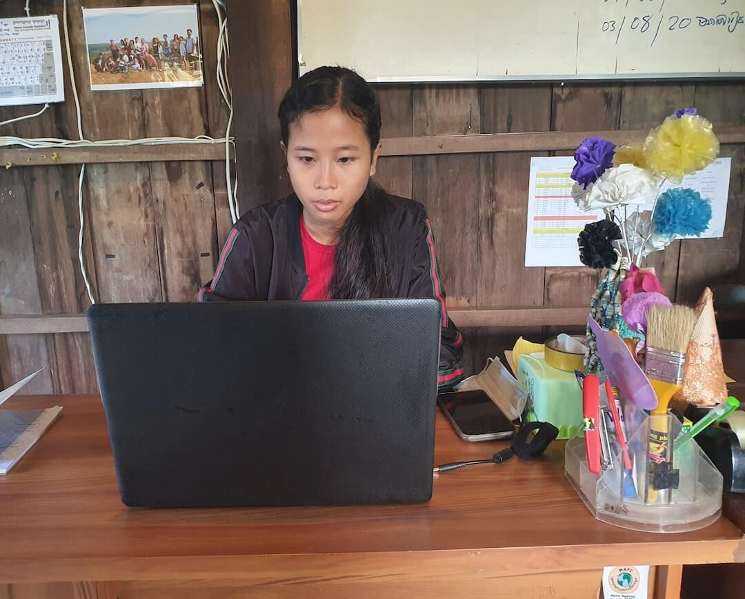 Empowering Young Women in Rural Cambodia