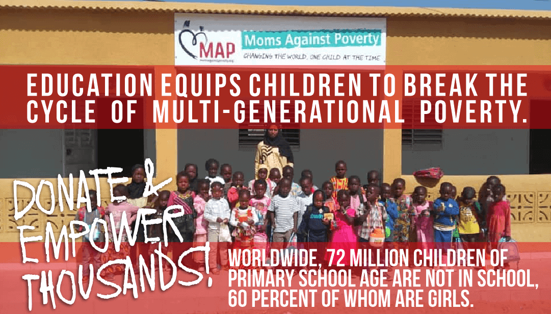 Donate & Empower Thousands!