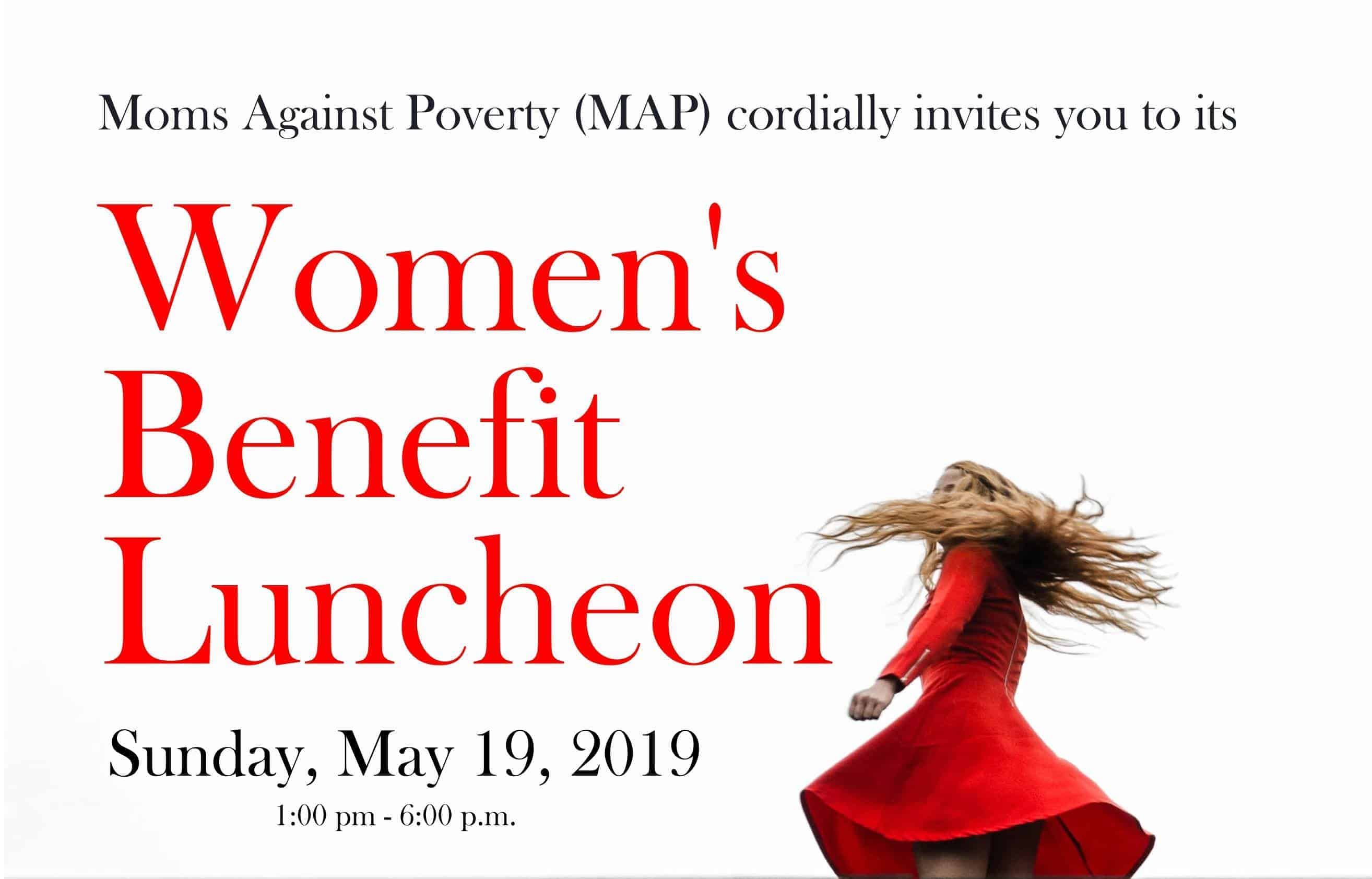 Women's Benefit Luncheon CA-2019