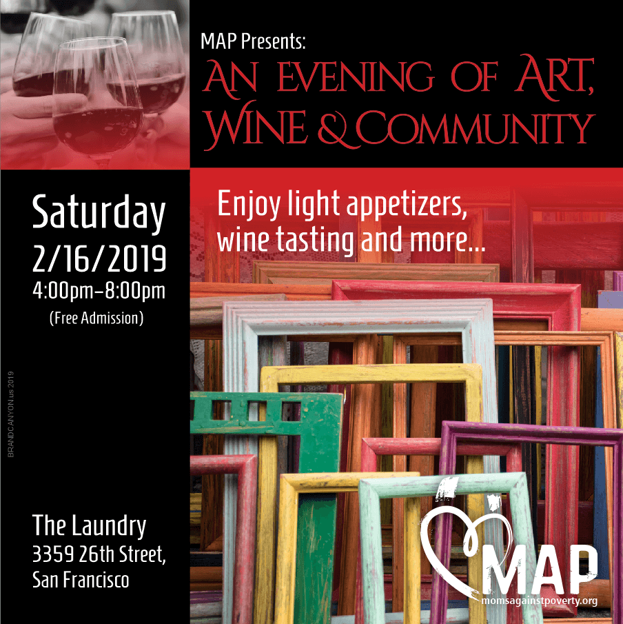 An Evening of Art, Wine & Community