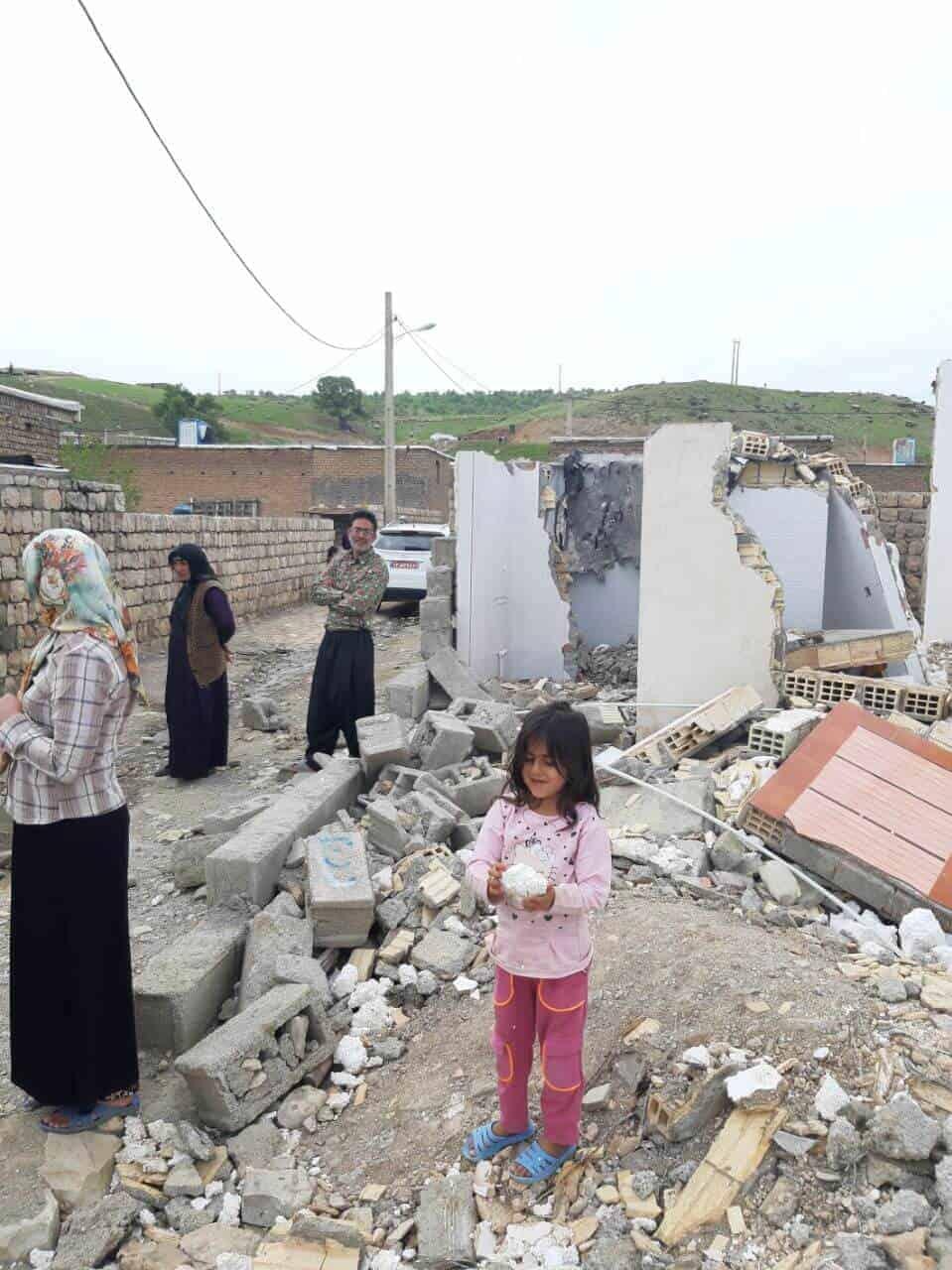 Update 3 |<b></noscript> Iran Flood Relief</b>
