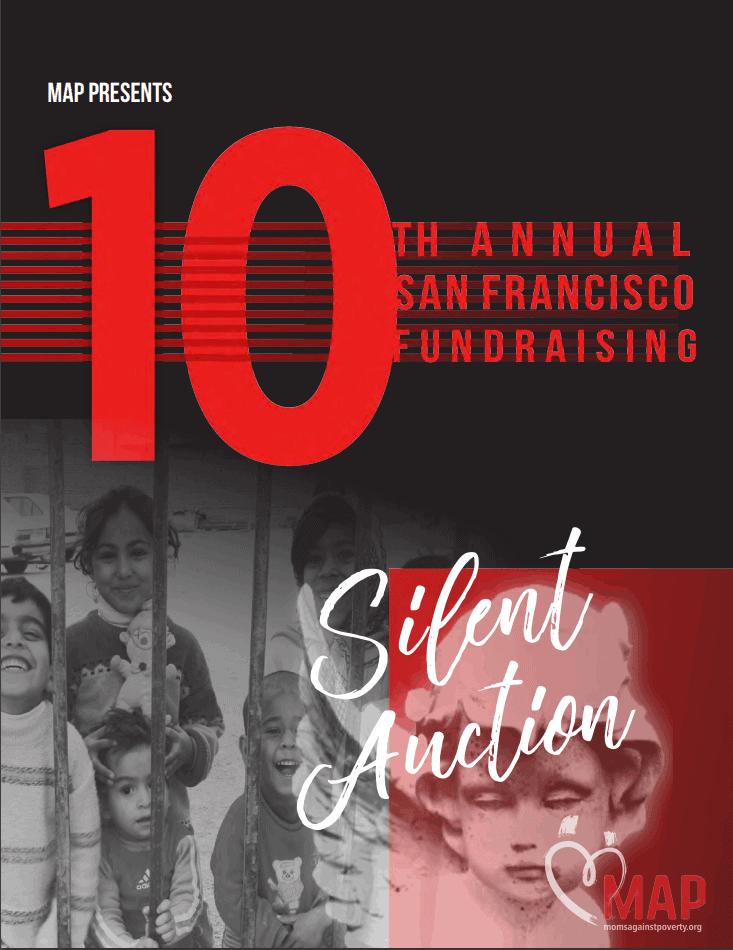 Silent Auction – SF 2017 – 10th Annual Gala – OCT 07, 2017