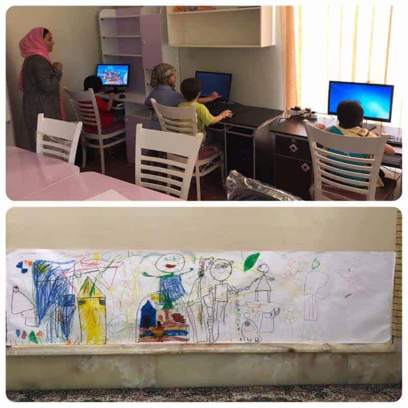<b>Donor Testimonial:</b> MAP Private Orphanage in Kerman – Khaneyeh Golha